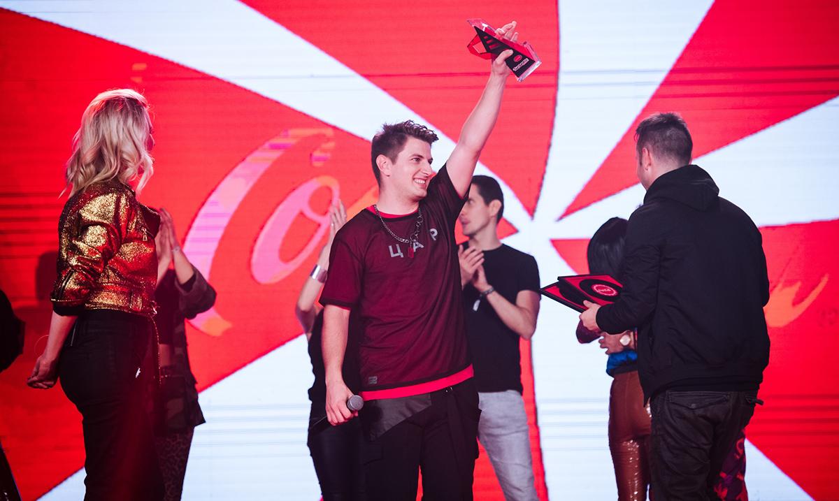 Imamo pobednika Discovered by Coke – nova muzička zvezda je Predrag Simić
