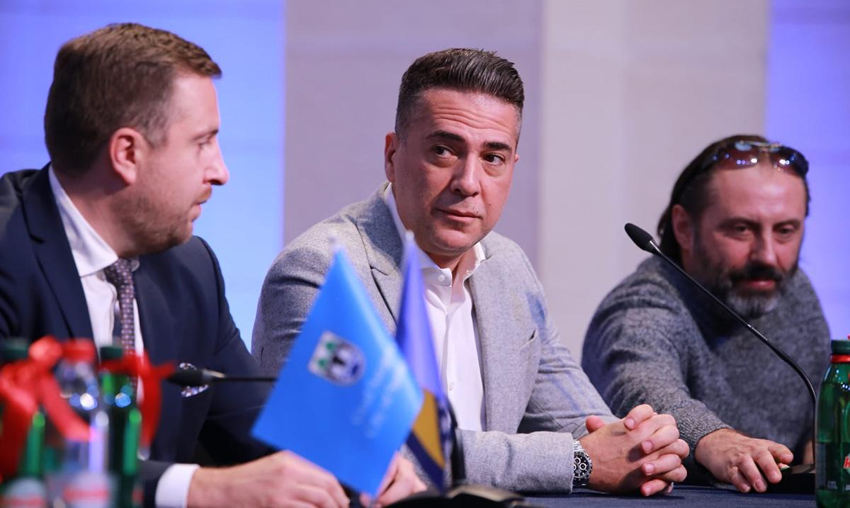 Željko Joksimović u sarajevu promovisao novogodišnji koncert i doček 2020.