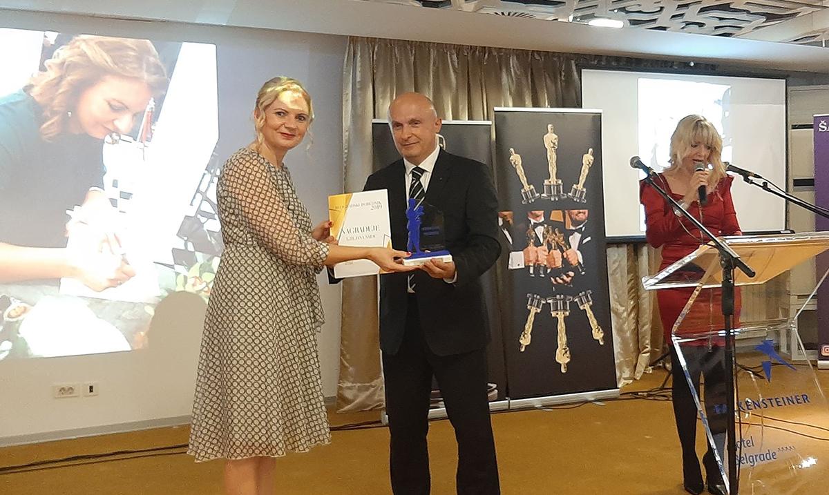 Ljiljana Šarac je Beogradski pobednik 2019.