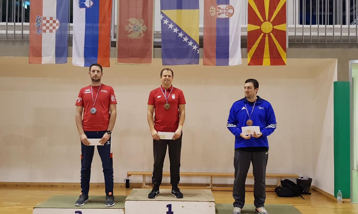 """Još pet medalja za Srbiju u Solinu: Arsovićeva i Mikec sa """"duplim krunama"""""""