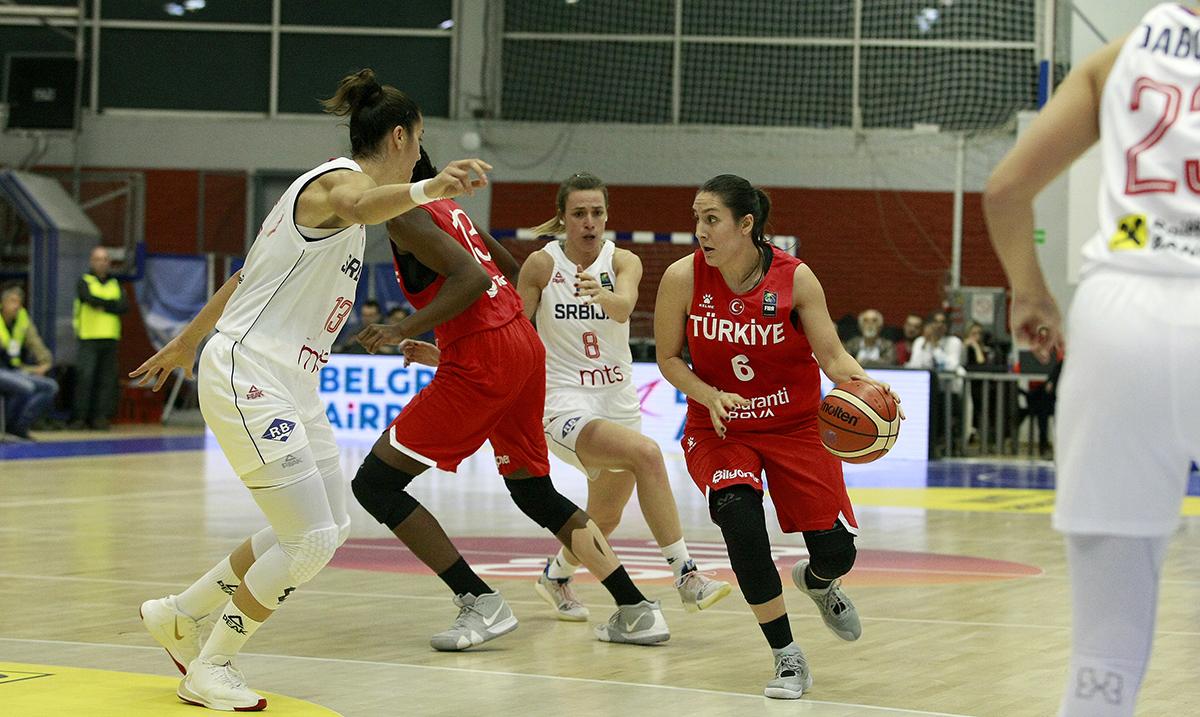 Košarkašice Srbije pobedom počele kvalifikacuije za EP