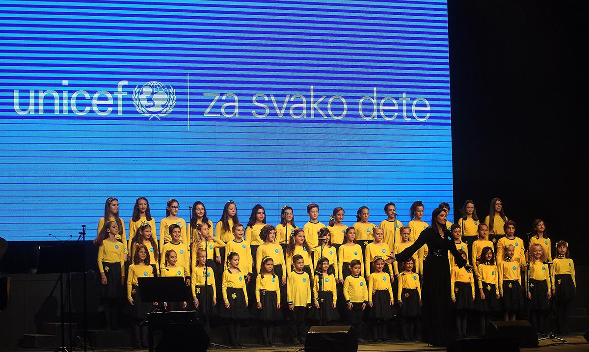 Na dobrotvornom koncertu prikupljeno 6.907.700 dinara  za unapređenje predškolskog obrazovanja