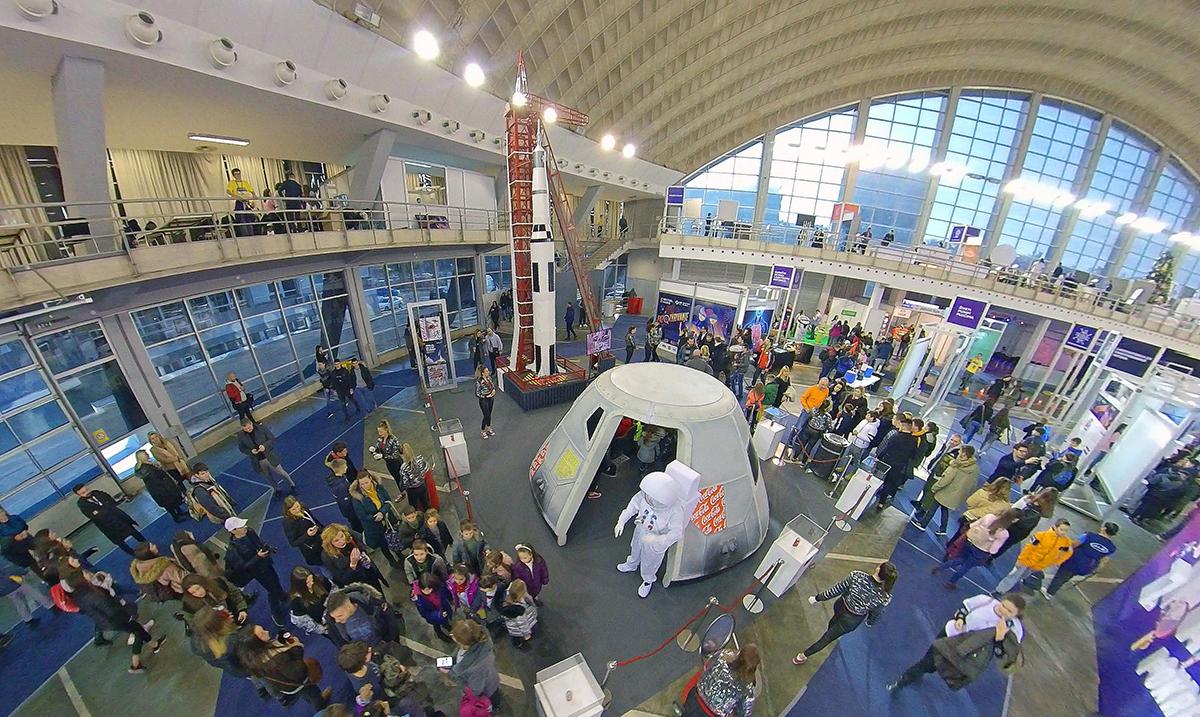 Coca-Cola svemirska avantura na 13. Festivalu nauke
