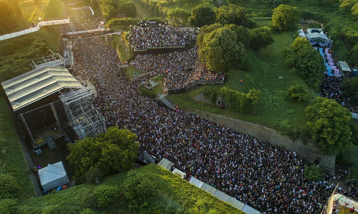 Svetski atlas postavio EXIT na prvo mesto liste sedam najvećih festivala sveta