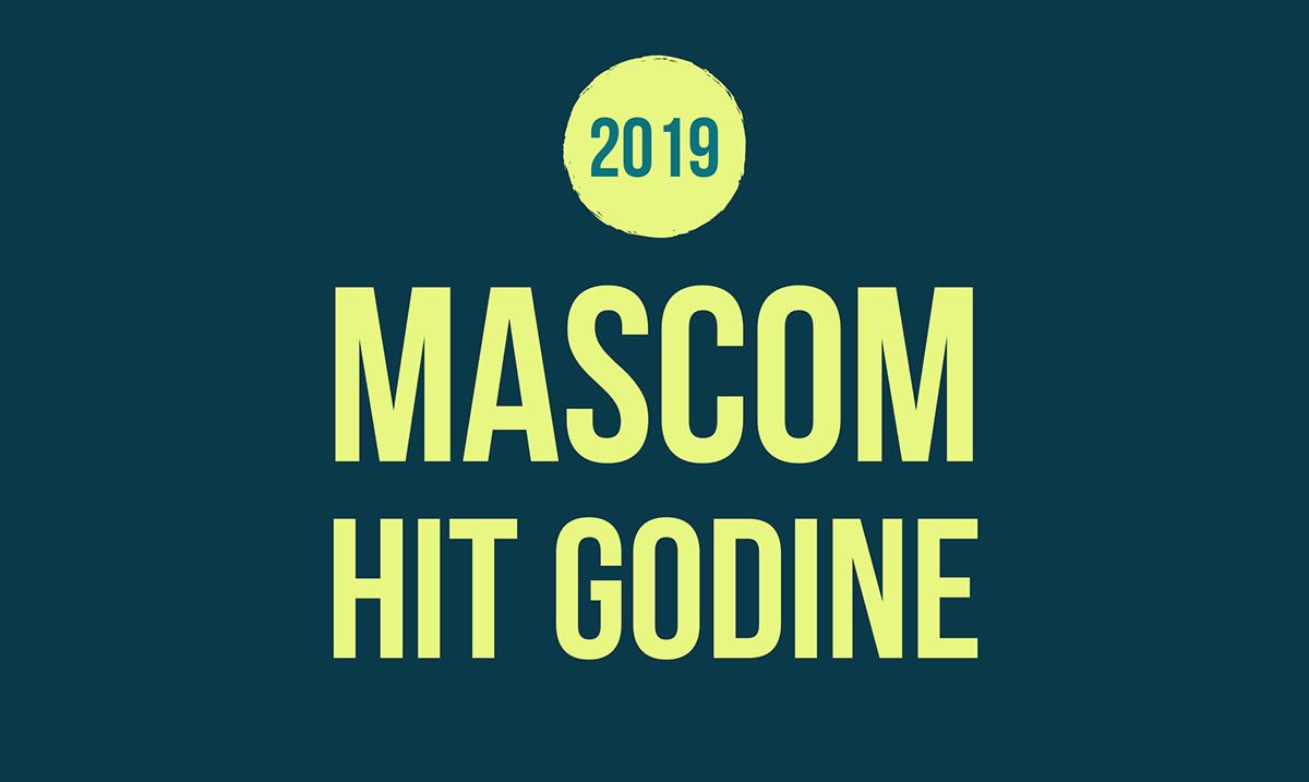 """Tokom decembra biramo """"Mascom hit godine"""""""