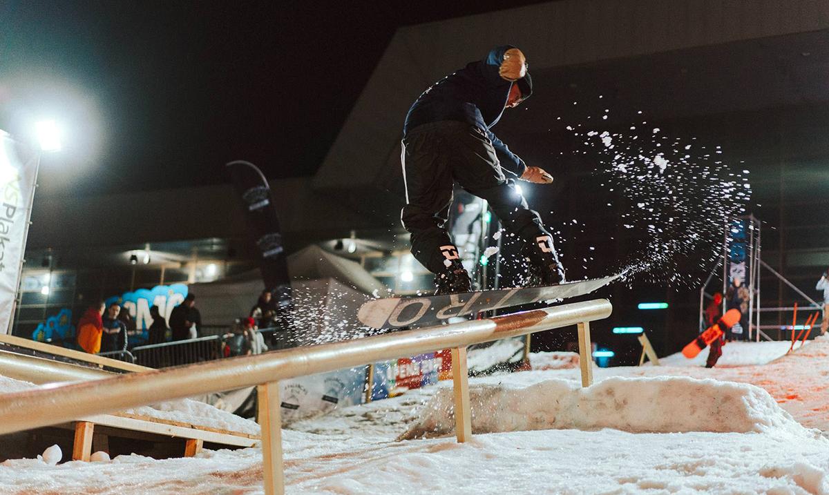 City Jam 2020: Zima konačno stiže 1. februara u Novi Sad i to, na snoubordu