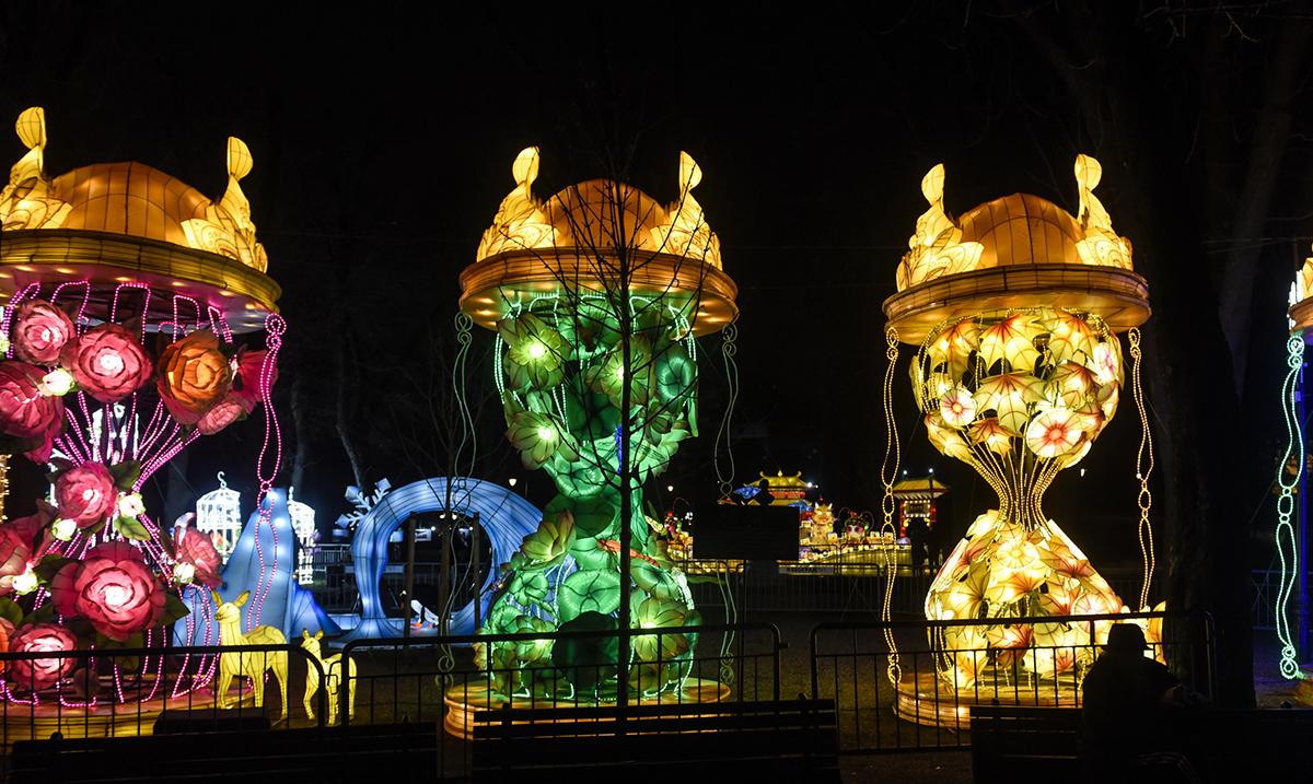 Kineski festival svetla u Beogradu i Novom Sadu