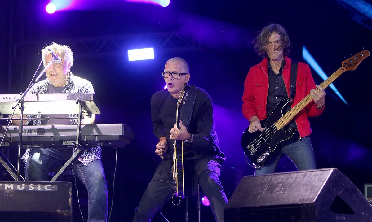 Električni orgazam objavio novi datum koncerta