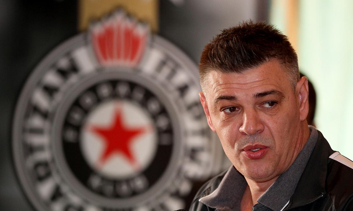 Milošević: Saša Ilić sigurno nije slučajno bio na tribinama