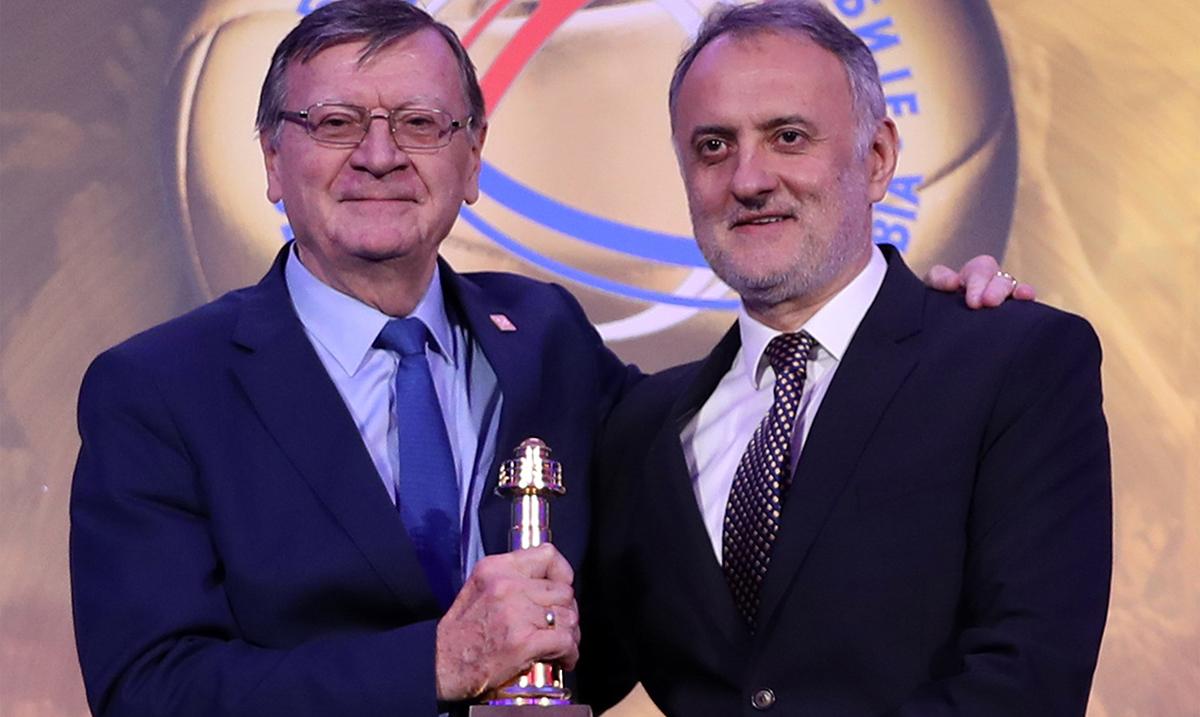 OSS podržao kandidaturu Aleksandra Boričića za predsednika CEV