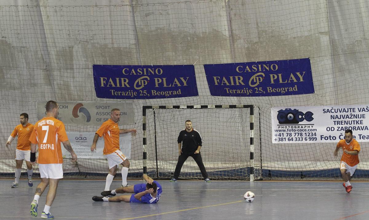 Čistoća se razgoropadila u Fair Play Zlatnoj ligi!