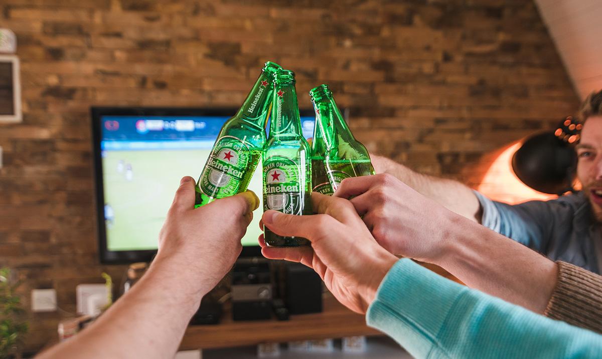 """Heineken """"otključava"""" prenose utakmica Lige šampiona u fudbalu za celu Srbiju"""