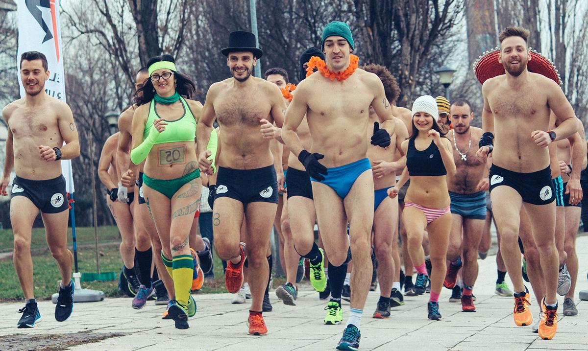 Beograđani ponovo trče golišavi!