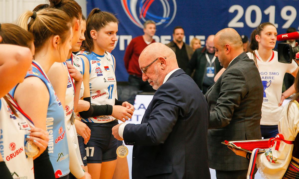 Istorijski uspeh Uba – osvojen prvi pehar Kupa Srbije