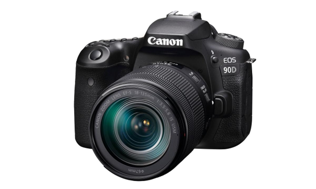 Canon 17. godinu zaredom proslavlja prvo mesto u udelu u globalnom tržištu digitalnih fotoaparata sa izmenljivim objektivima