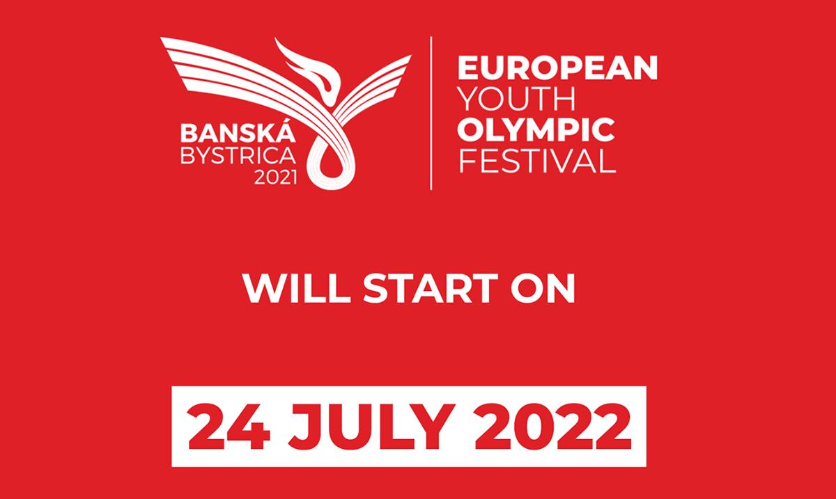 Mediteraske igre i EYOF pomereni za 2022.