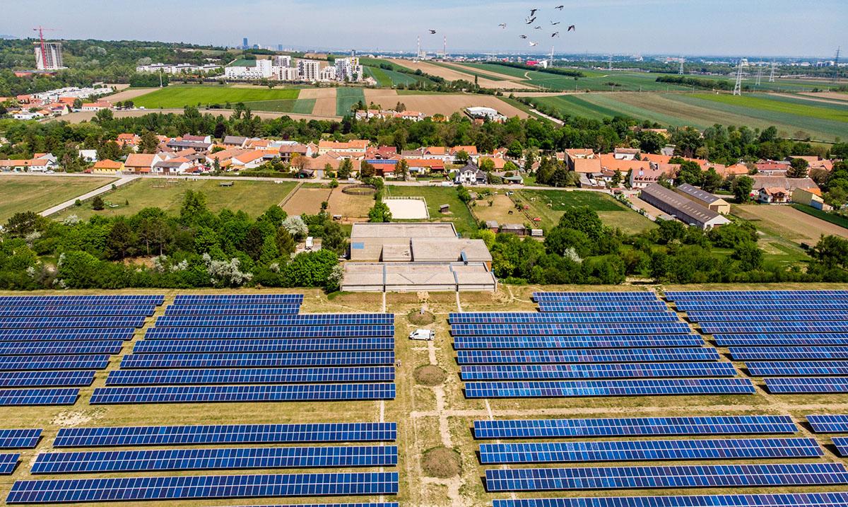 U Beču navala na solarne panele