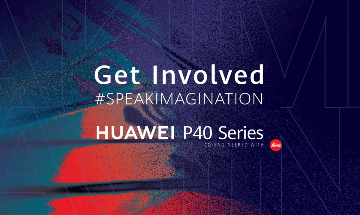 Govori jezikom mašte uz Huawei i osvoji novi Huawei P40 Pro!