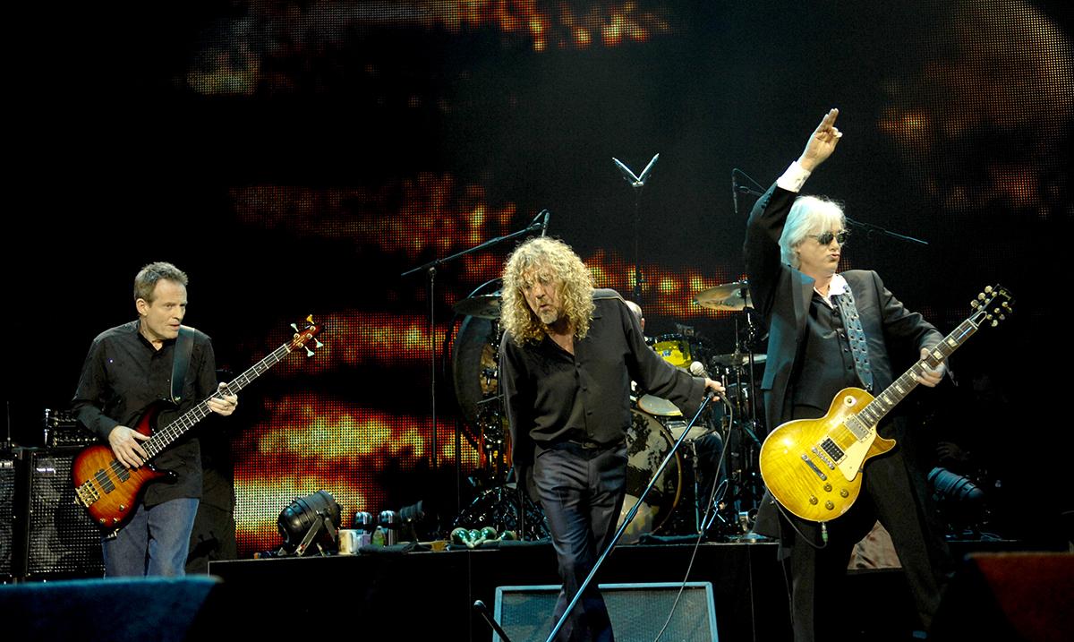 Koncert grupe Led Zeppelin ovog vikenda na MascomYouTube kanalu