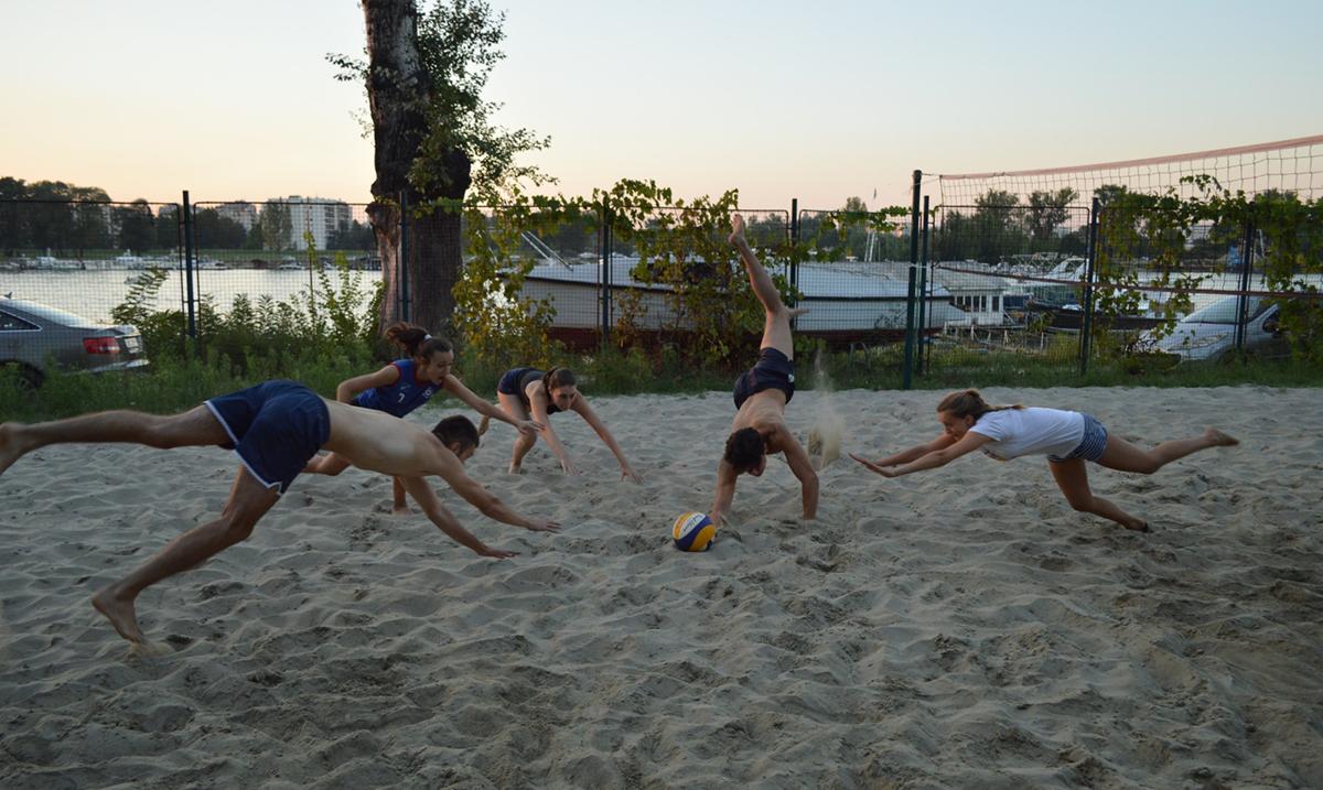 Besplatne sportske aktivnosti za mlade na Adi Ciganliji