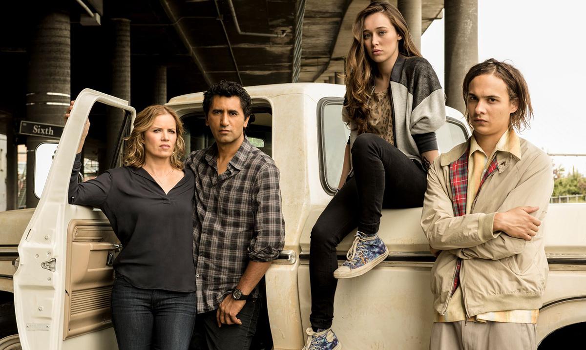 Tokom juna na AMC kanalu – Maraton serije Fear The Walking Dead, romantični filmovi petkom, a subotom čuveni Jean-Paul Belmondo