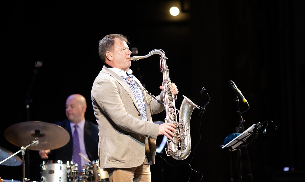 Igor Butman Quintet na Nišvilu