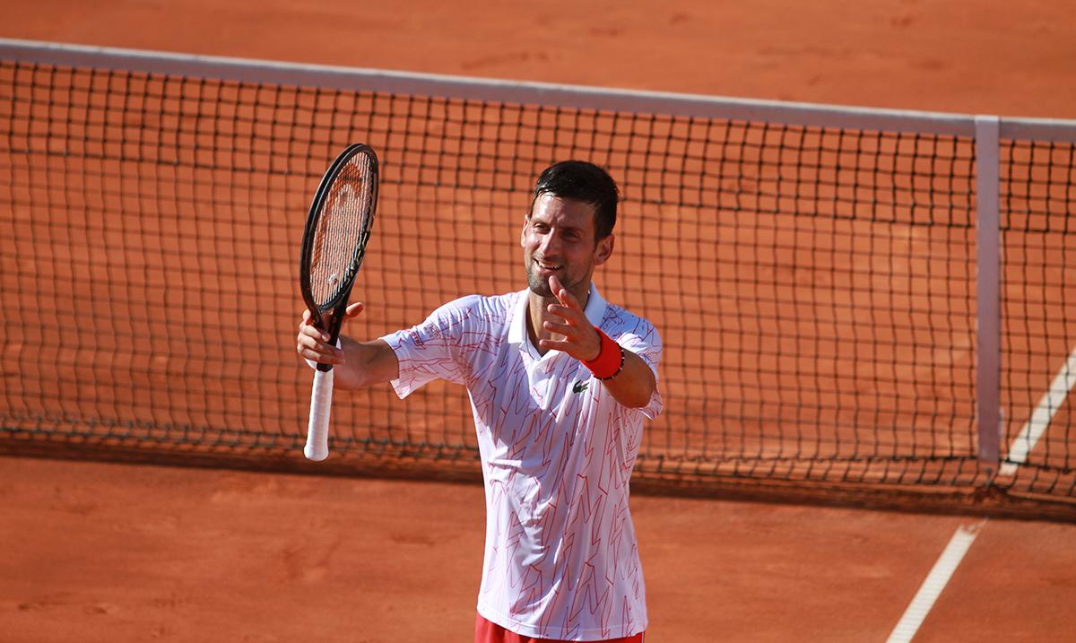 Đoković pobedio Hačanova za četvrtfinale Rolan Garosa