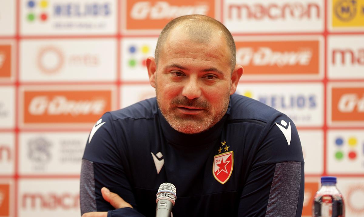 Stanković: Želimo da nastavimo kako smo počeli