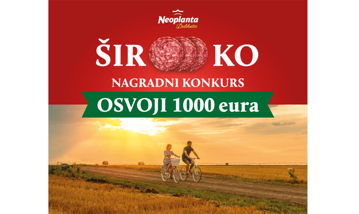 """Široooko"" muzički nagradni konkurs"