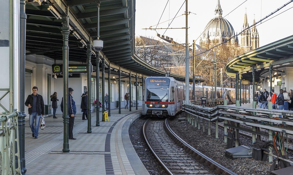 Beč: metro linija U6 u potpunosti klimatizovana