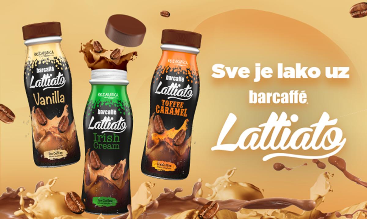 Rashladi se uz Barcaffé Lattiato!