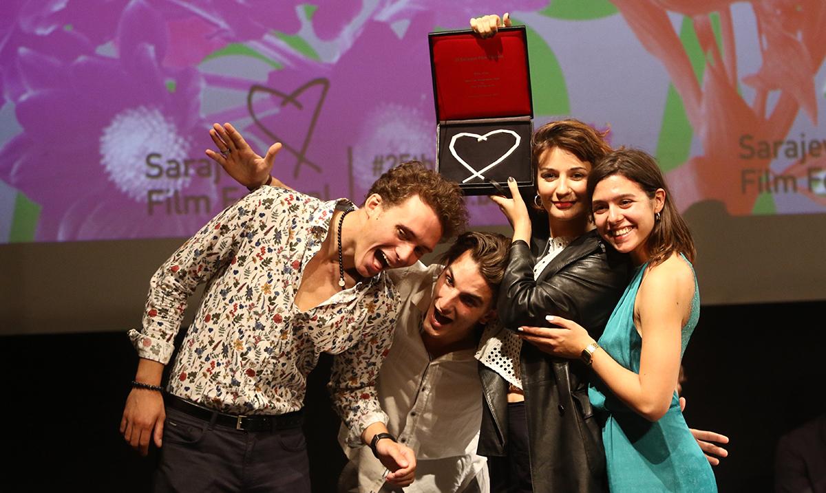U konkurenciji za nagrade Srce Sarajeva 49 filmova