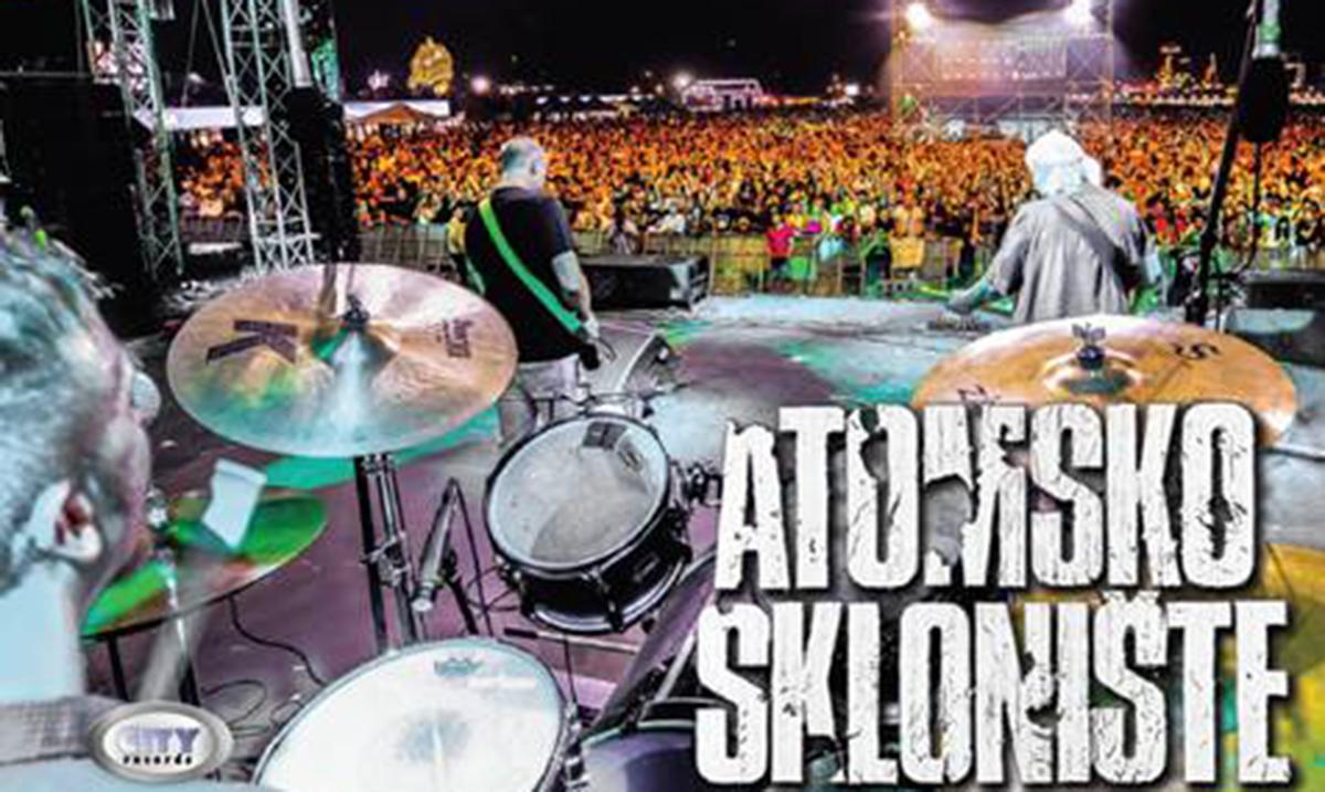 ATOMSKO SKLONISTE – ONI STO DOLAZE ZA NAMA (LIVE BELGRADE BEER FEST 2019)