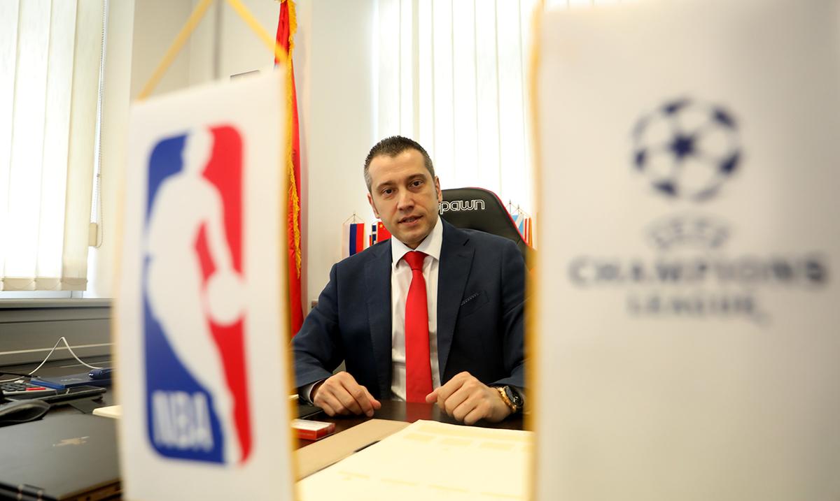 """Direktor Arene Nebojša Žugić: Uskoro ćemo ponovo gledati """"Vreme sporta i razonode"""""""