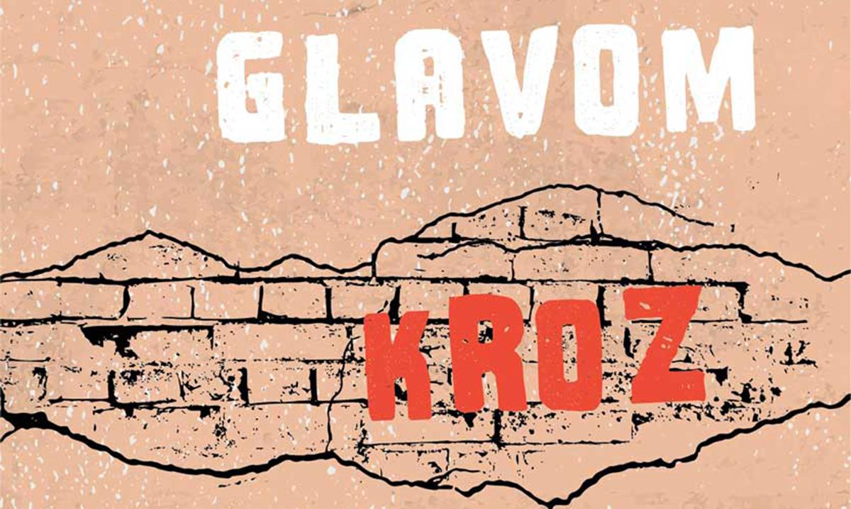 Uskoro nova knjiga Zorana Predina: Glavom kroz zid