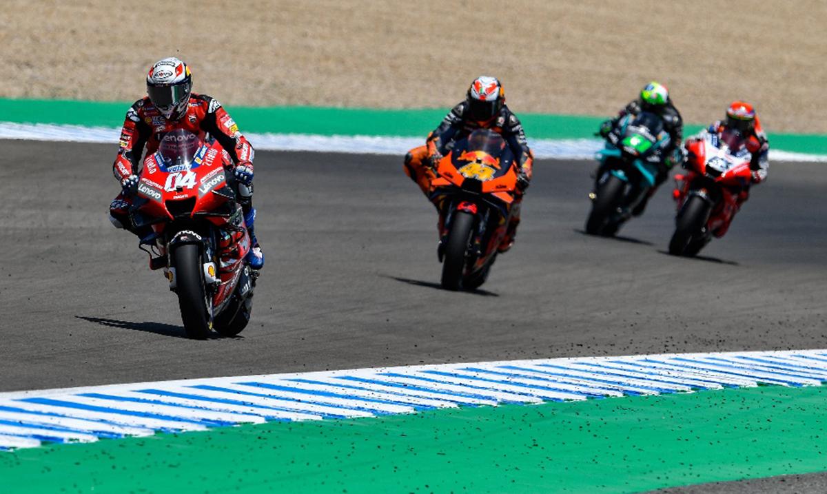 Kompanija Lenovo™ će biti naslovni sponzor Gran Premio di San Marino e della Riviera di Rimini motociklističkih trka kompanije Dorna Sports