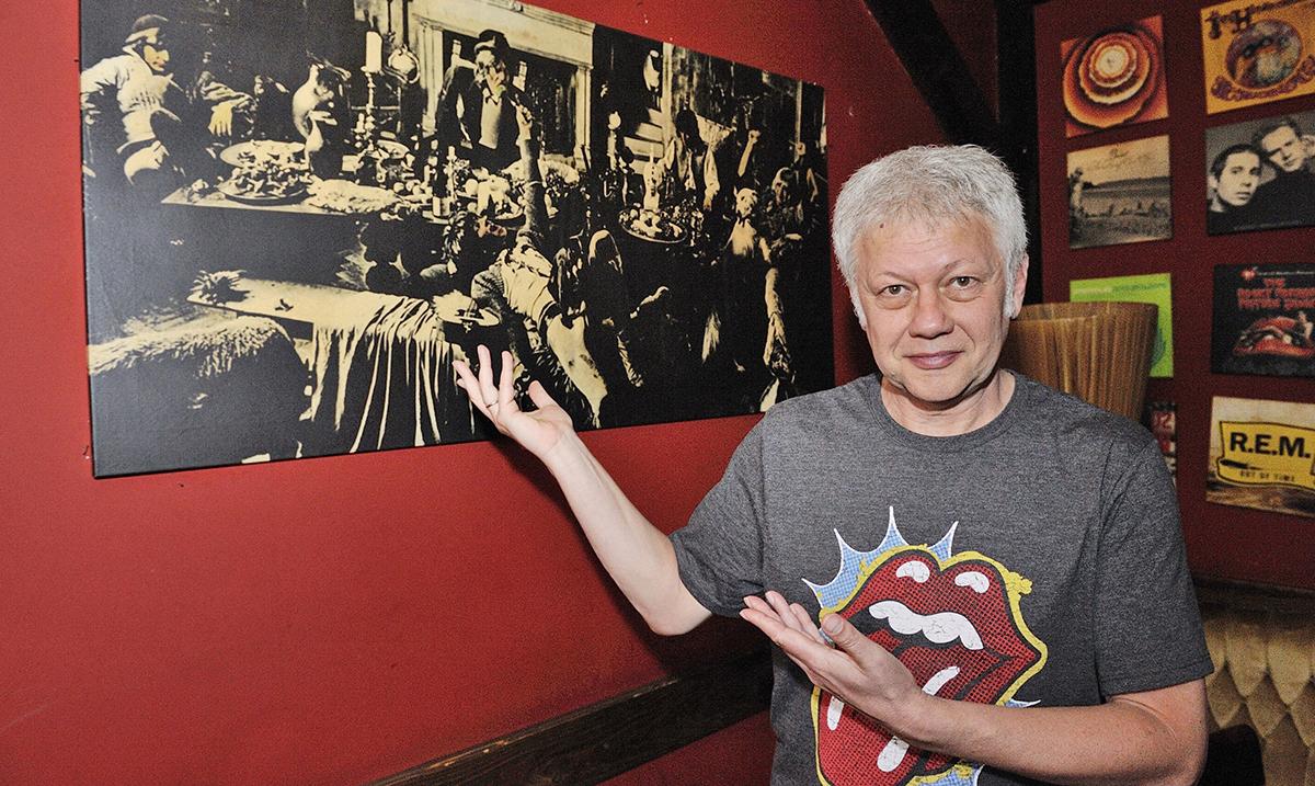 """Prošireno i dopunjeno izdanje kultne knjige Ivana Ivačkovića """"Umetnost pobune – The Rolling Stones"""" u prodaji od 7. avgusta"""