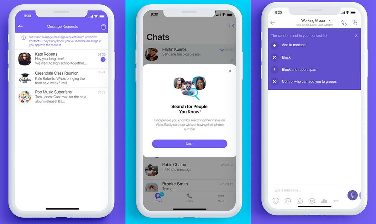 Rakuten Viber predstavlja nove funkcije protiv spemovanja na svojoj platformi