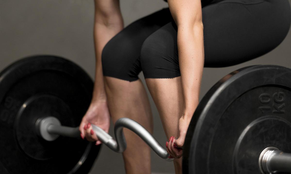 Srce žena dovoljno snažno i za powerlifting