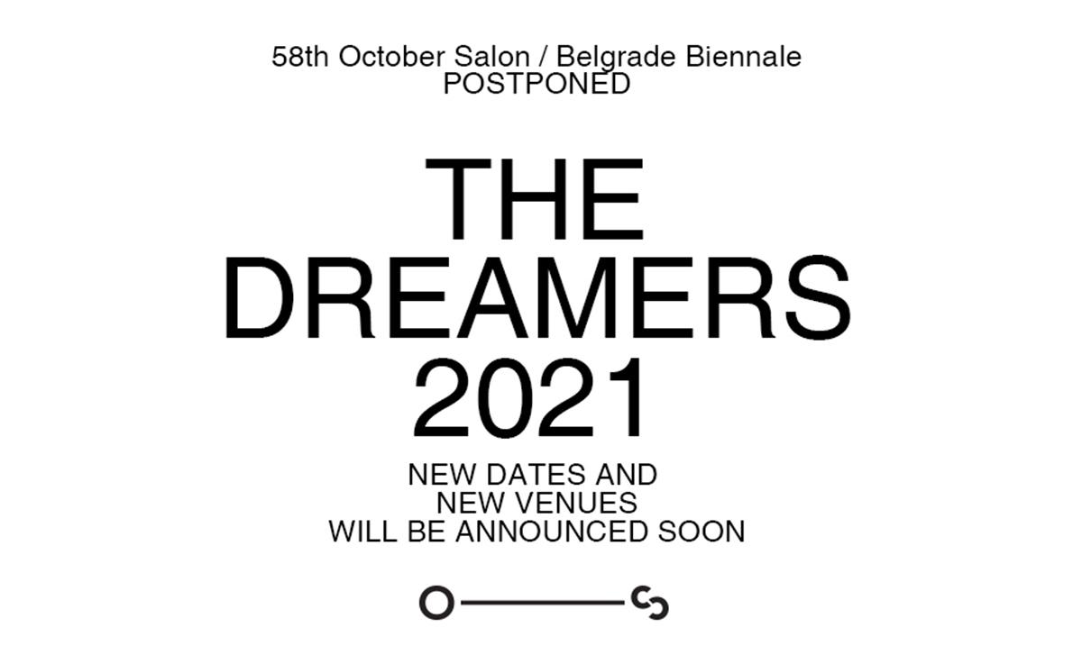Oktobarski salon – Beogradsko bijenale odlaže se za 2021. godinu