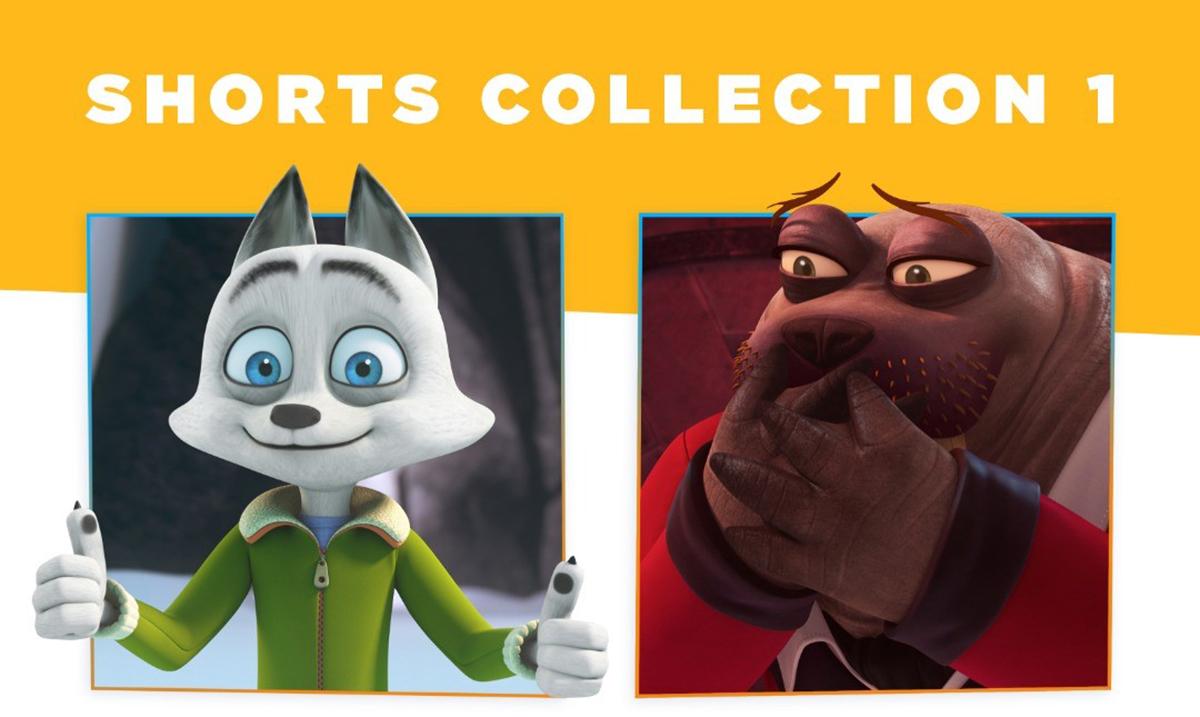 Novi animirani serijal produkcijskog studija Iervolino Entertainment prvi po gledanosti na striming platformama