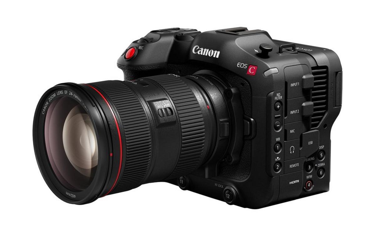 Canon-ov EOS C70 u Cinema EOS System liniju proizvoda donosi snagu RF nosača objektiva