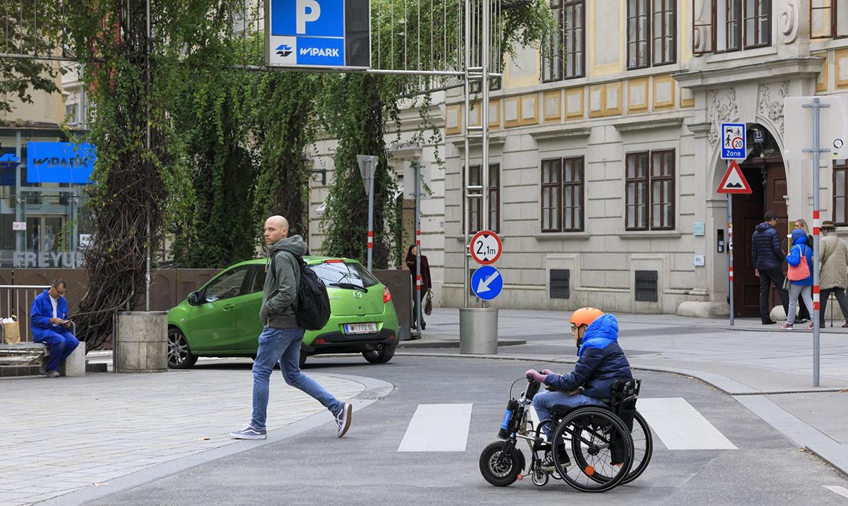 """Dan bez automobila"" u Beču"