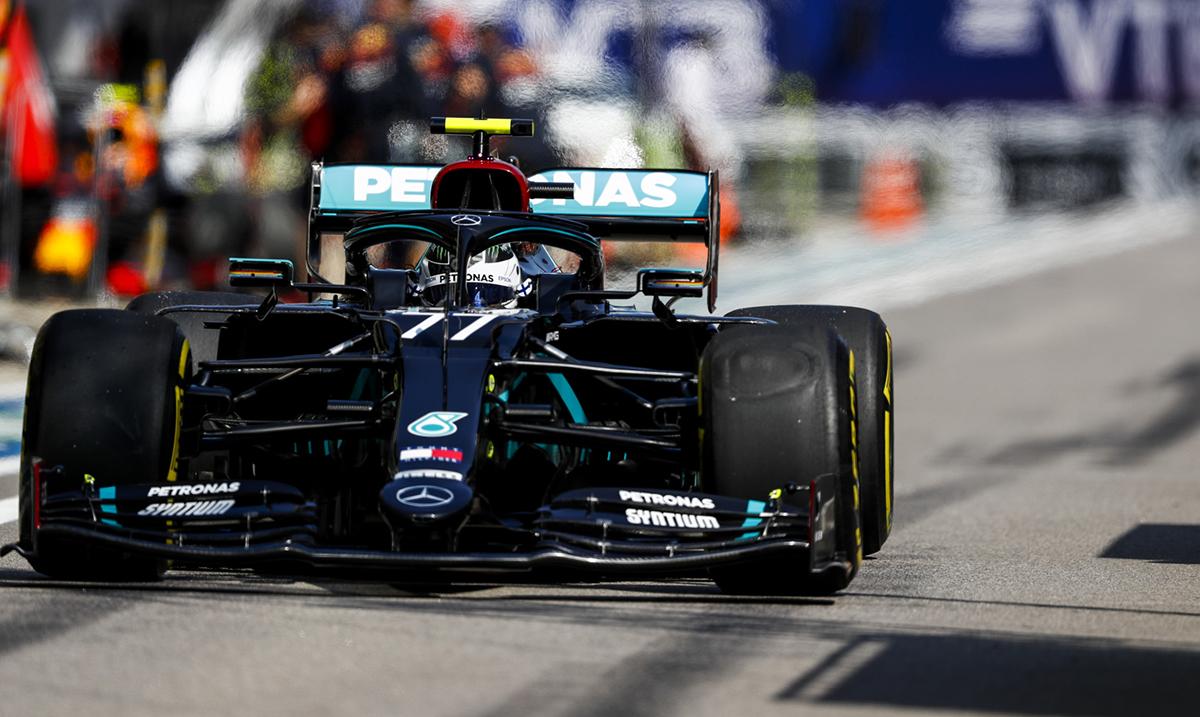 Hamilton najbrži na poslednjem treningu u Sočiju