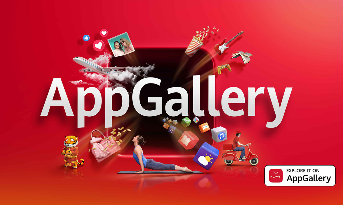 Aplikacije za m-banking dostupne na Huawei AppGallery