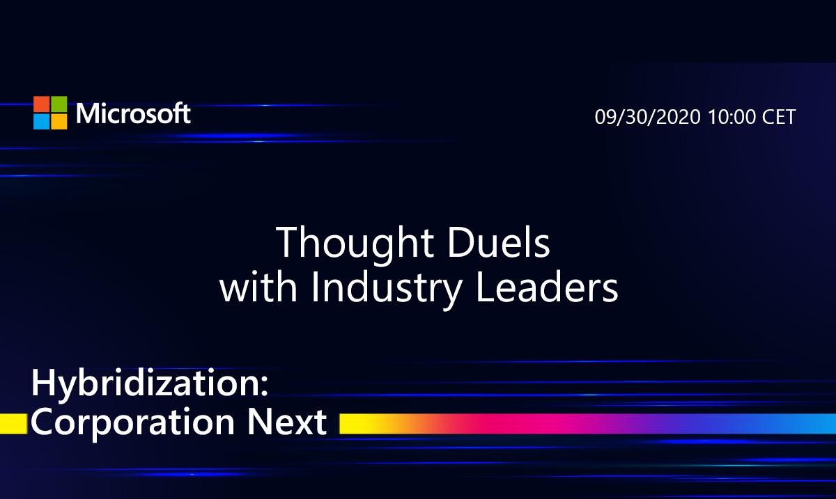 Digitalni skup pod nazivom Hibridizacija:  Nova korporativna era priprema kompanije za novu ekonomiju