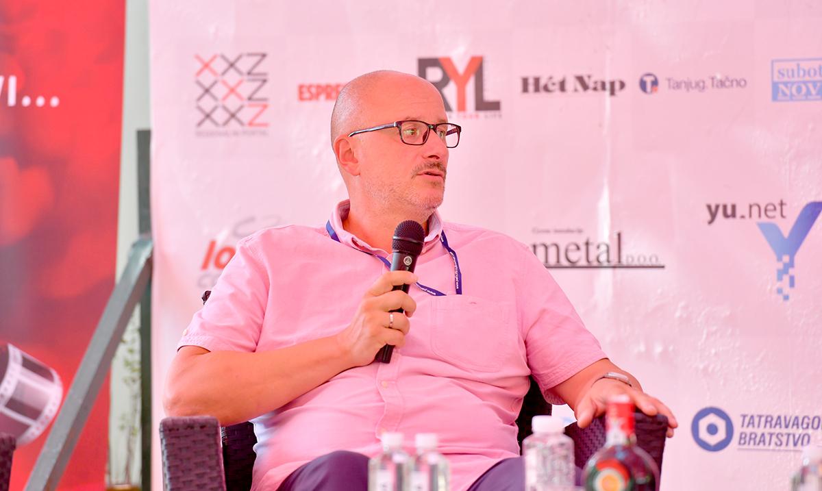 Igor Toholj: Trudimo se da imamo dokumentarce velikih imena evropske kinematografije