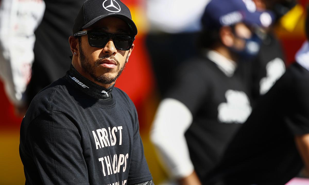 FIA pokrenula istragu zbog majice Luisa Hamiltona