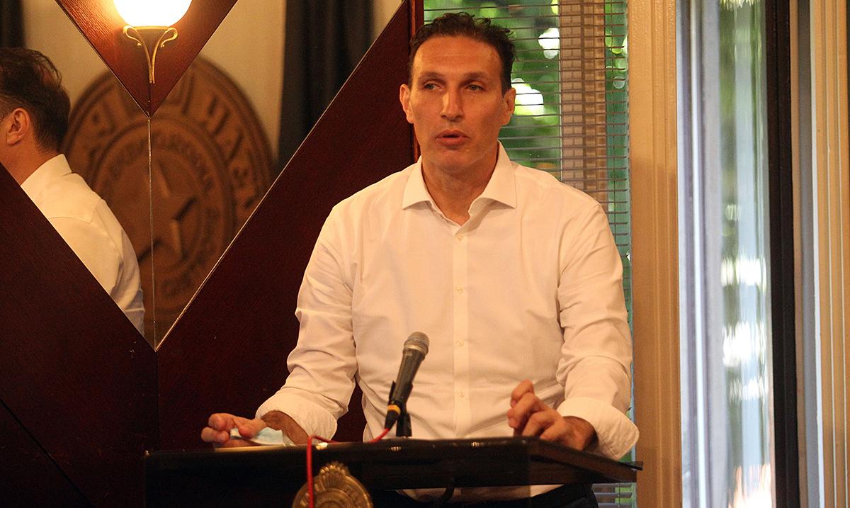 Novo rukovodstvo VK Partizan preuzelo kancelariju kluba