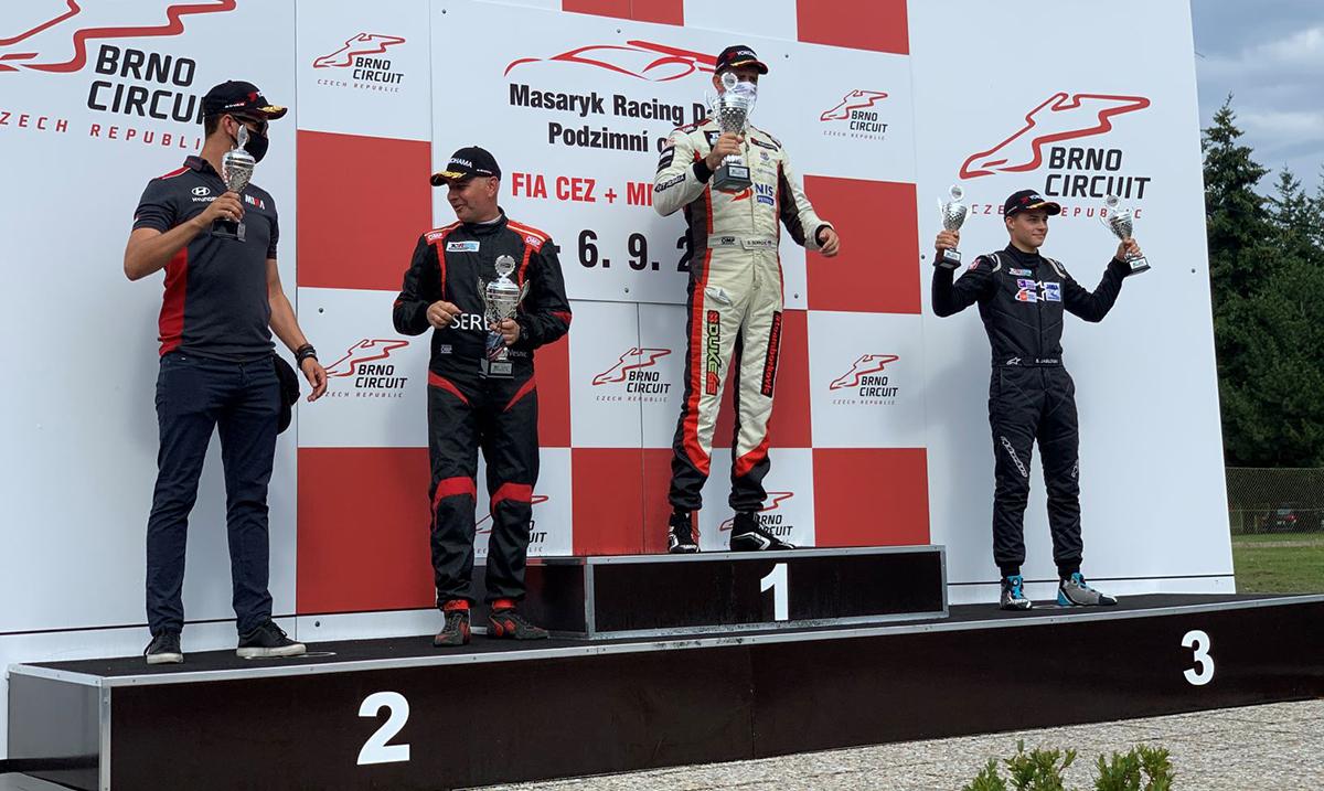 Još jednom pobedom Borković obezbedio titulu šampiona TCR Istočna Evropa